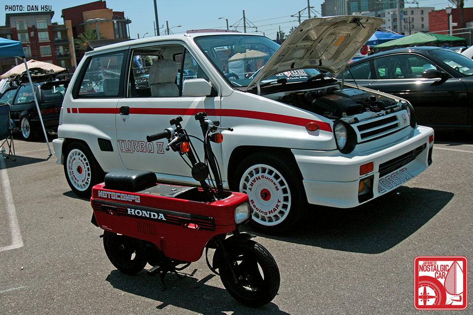 Back Roads Remebering The Honda City Japanese Nostalgic Car
