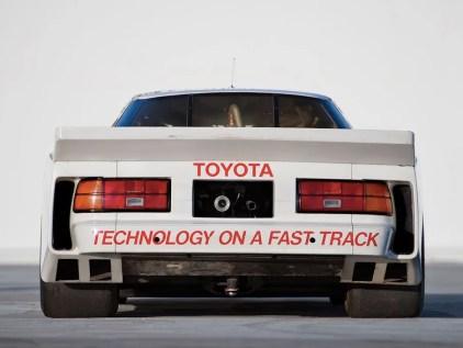 1986 IMSA GTO Toyota Celica Dan Gurney 11