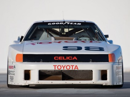 1986 IMSA GTO Toyota Celica Dan Gurney 12