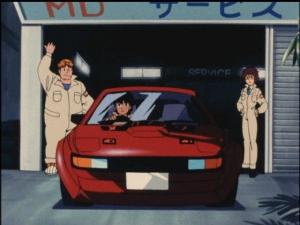 Mechadoc Toyota Celica XX 02