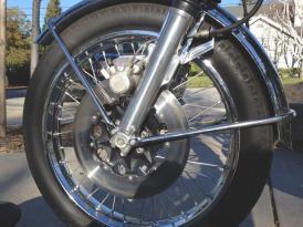 Honda CB750 1969 prototype 14