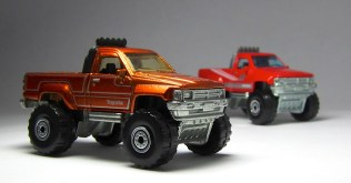 Hot Wheels Cool Classics Toyota Pickup 10