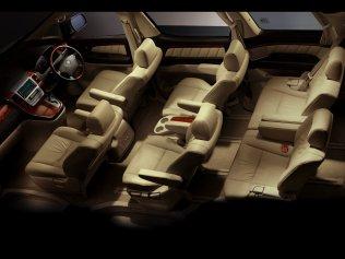 Toyota Alphard 2004 05