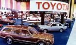 1979 Chicago Auto Show Toyota