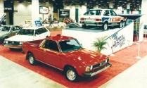 1980 Chicago Auto Show Subaru