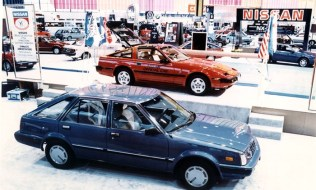 1984 Chicago Auto Show Nissan