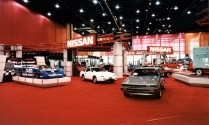 1987 Chicago Auto Show Nissan