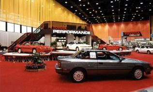 1988 Chicago Auto Show Toyota