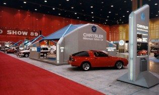 1989 Chicago Auto Show Chrysler Conquest