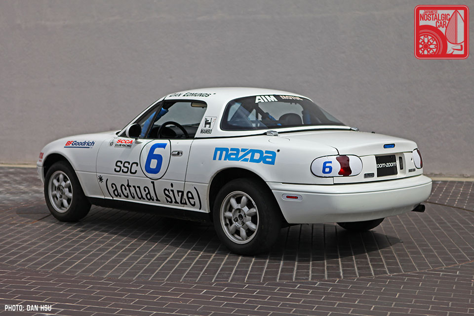 25 YEAR CLUB: The Mazda MX-5 is officially a Japanese