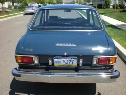 1974 Toyota Corolla 1600 Deluxe 06
