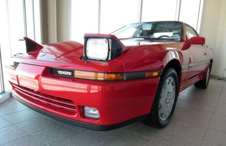 01 1990 Toyota Supra MA71