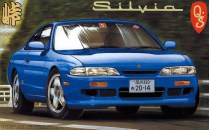 Fujimi Touge Nissan Silvia S14 Q's