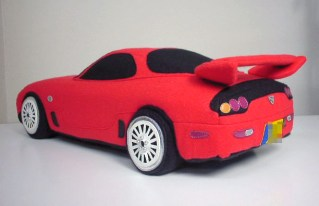 Rocket Craft plush Mazda RX7 FD