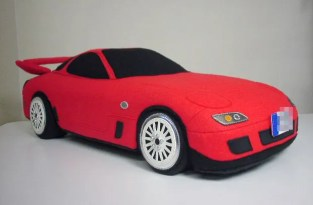Rocket Craft plush Mazda RX7 FD3S