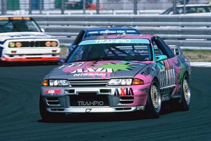 Nissan Skyline R32 GTR Group A Axia