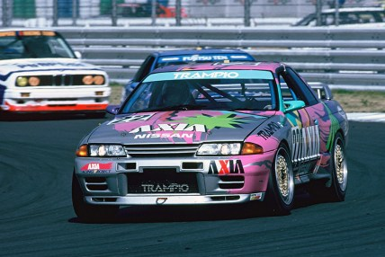 Nissan Skyline R32 GTR Group A Axia