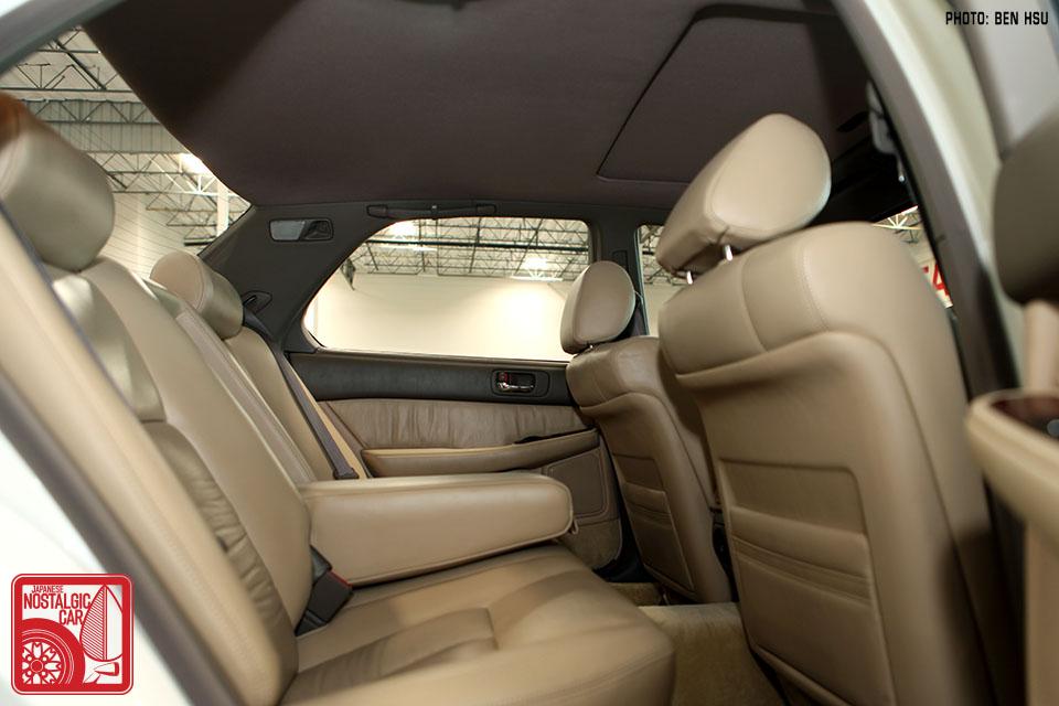 Lexusls Interior