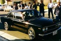 1970 Bluebird Coupe 510 John Morton