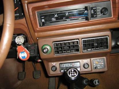 1980 Subaru BRAT brown12