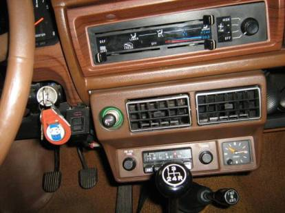 1980 Subaru BRAT brown12