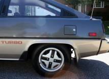 1984 Mitsubishi Cordia Turbo 08