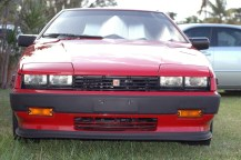 1986 Isuzu Impulse Turbo red04