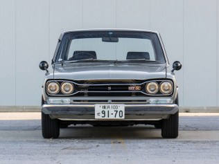 1970 Nissan Skyline GT-R sedan PGC10 04