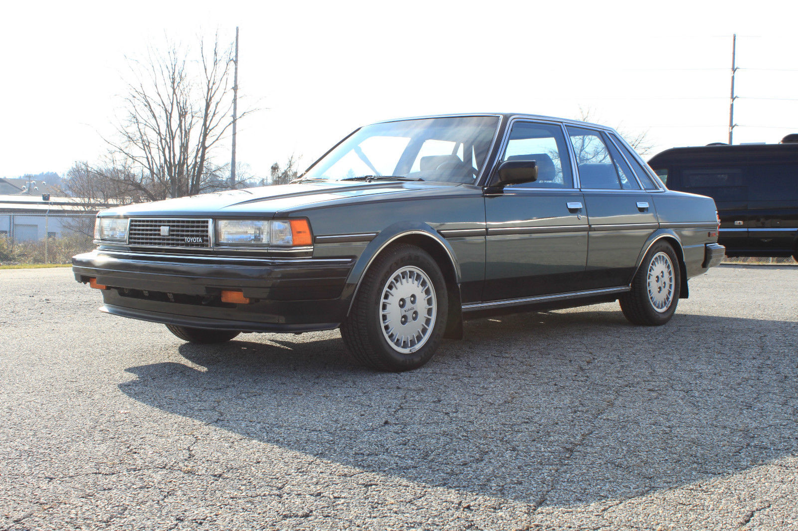 Cars For Sale In Delaware >> KIDNEY, ANYONE? 29k-mile 1986 Toyota Cressida | Japanese Nostalgic Car