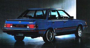 Subaru Leone 4WD sedan