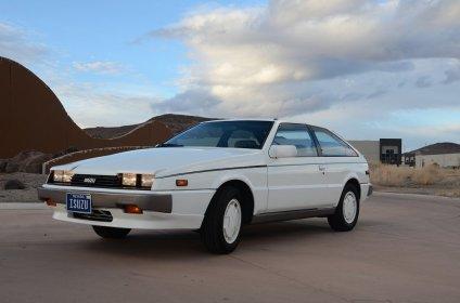 1987 Isuzu Impulse RS Turbo 01
