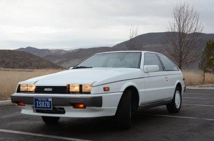 1987 Isuzu Impulse RS Turbo 12