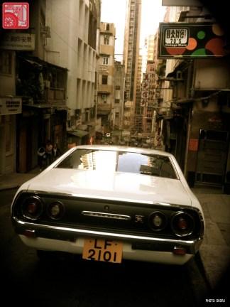 Vintage_Skyline_GT-R_Rear
