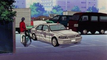 You're Under Arrest - Honda Legend police car