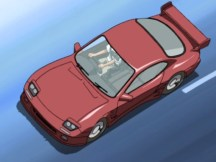 You're Under Arrest - Mazda RX7 FD3s