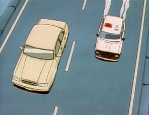 You're Under Arrest - Subaru R2 vs Camry