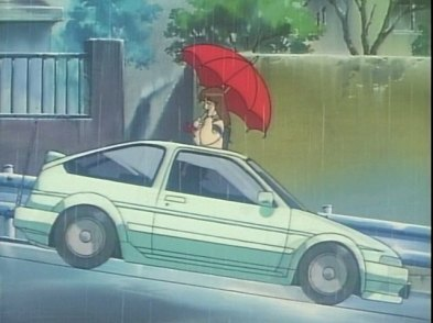 You're Under Arrest - Toyota AE86