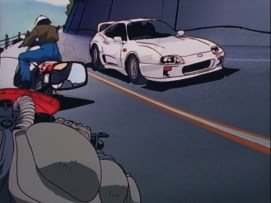 You're Under Arrest - Toyota Supra JZA80