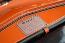 1968 Mazda 110S orange 12