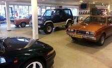 Mitsubishi Netherlands Classic Car Tour 06
