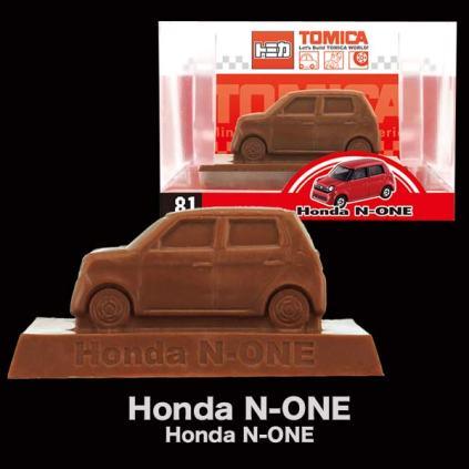 Tomica Valentine's Day Honda N-One