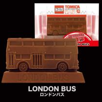 Tomica Valentine's Day London Bus