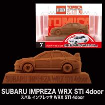 Tomica Valentine's Day Subaru impreza WRX STI