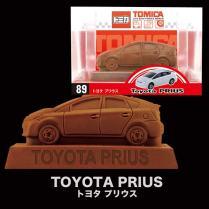 Tomica Valentine's Day Toyota Prius