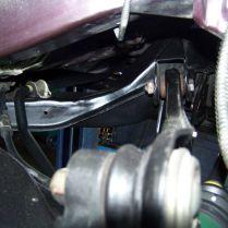 1990 Eagle Talon TSi AWD 19 rear left side