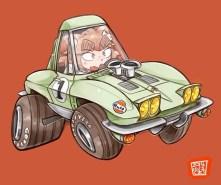 Chevy Corvette C2