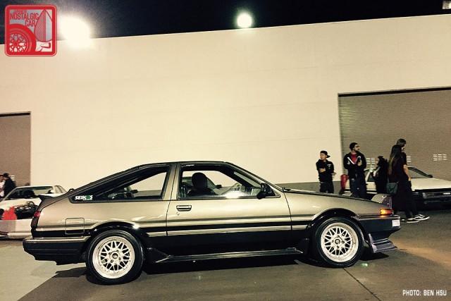 Events Ae86 Nights 8th Anniversary Japanese Nostalgic Car