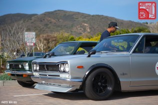 117_Touge California Nissan Skyline C10 Hakosuka