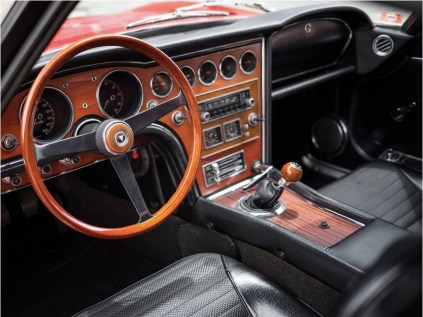 1967 Toyota 2000GT Monterey RM Auction 03