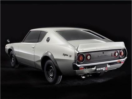 1973 Nissan Skyline GT-R Monterey RM Auction 02